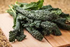 Lacinato Kale green lettuce