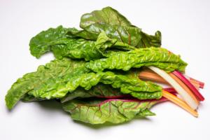 Swiss Chard green lettuce